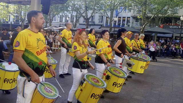 Luxemburg ING Marathon Uniao do Samba