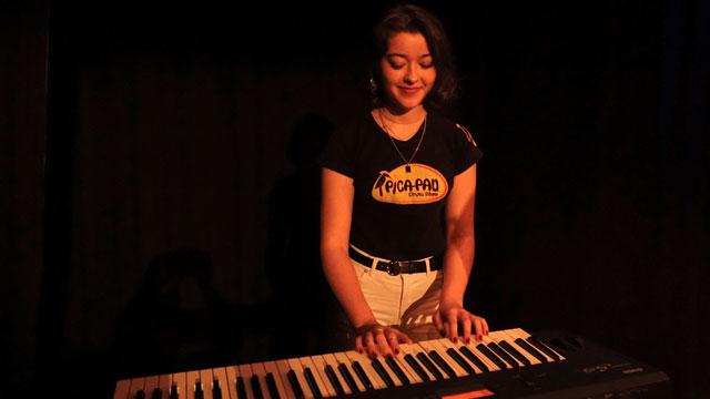 Begleitung instrumental Keyboard