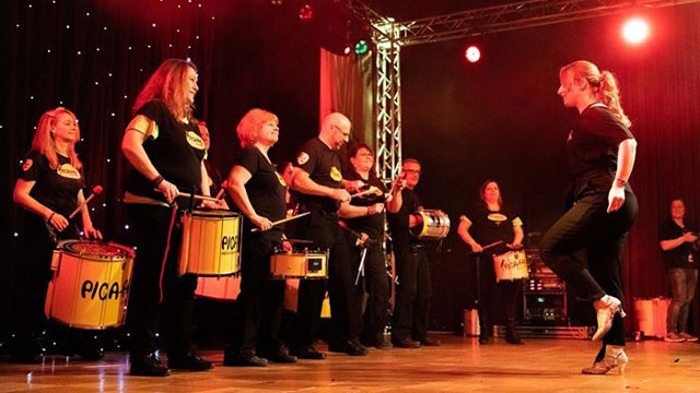 Drum-Festival Augsburg