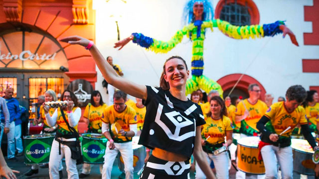 Coburg Samba-Festival Luana